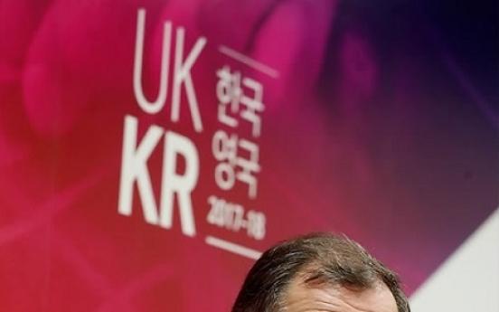 British ambassador pledges close cooperation on NK