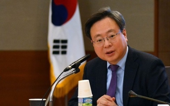 Korea's fiscal spending on SOC projects creates more jobs in Q1: gov't