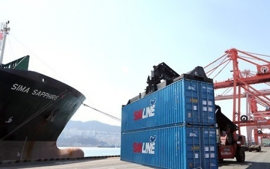 Korea losing port calls after Hanjin Shipping's bankruptcy