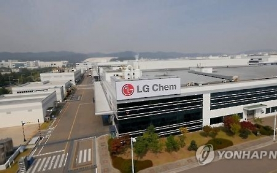 LG Chem drops case against Barclays