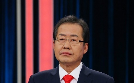 Hong apologizes for controversy over suspected role in sex crime