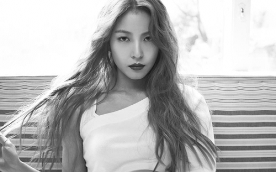 BoA to drop new single next week