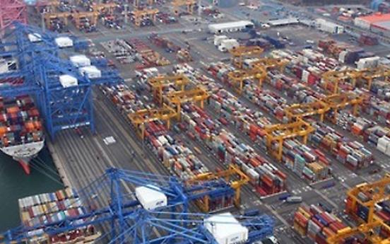 Korea's terms of trade worsen in March