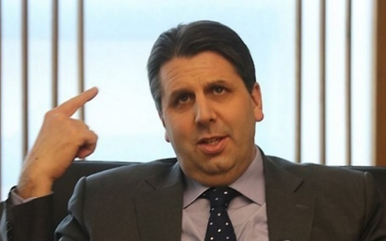 Lippert joins Boeing as vice president: report