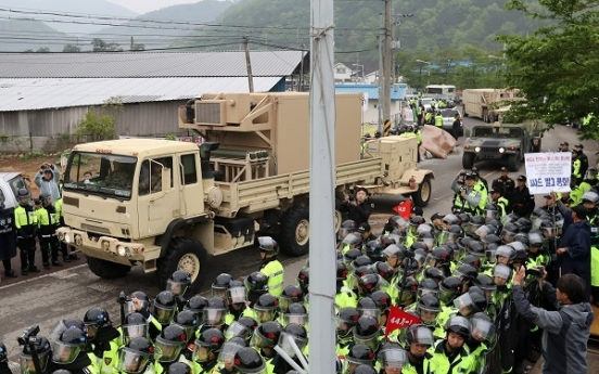 Presidential candidates offer mixed reactions over THAAD