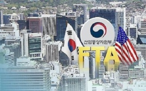 Korea to suffer $17b loss in exports if FTA with US renegotiated