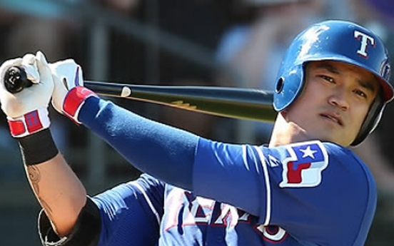 Rangers' Choo Shin-soo hits 3rd home run of season