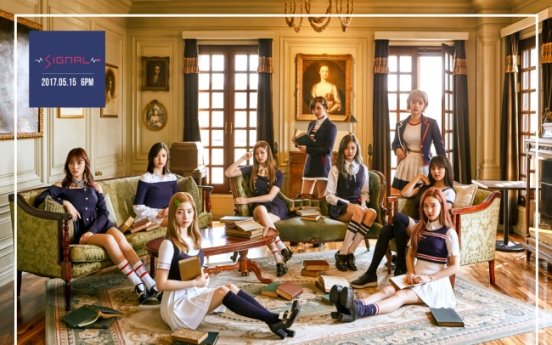 Twice's new 'Signal' slated for May 15