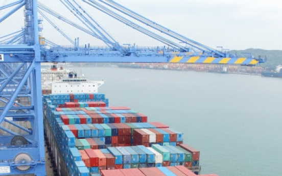 S. Korea's exports surge 24% in April
