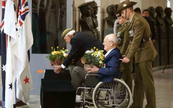Commonwealth veterans remember unsung heroes of wars