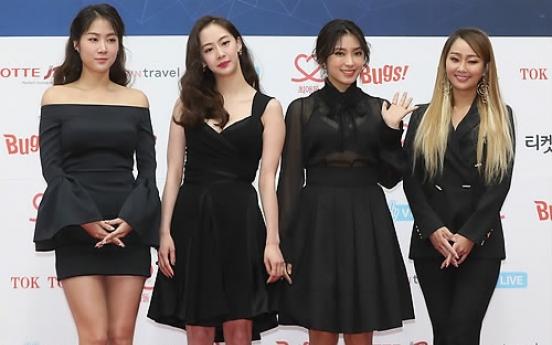 'Summer queen' Sistar to drop new album next month