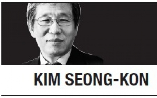 [Kim Seong-kon] 'A house divided cannot stand'