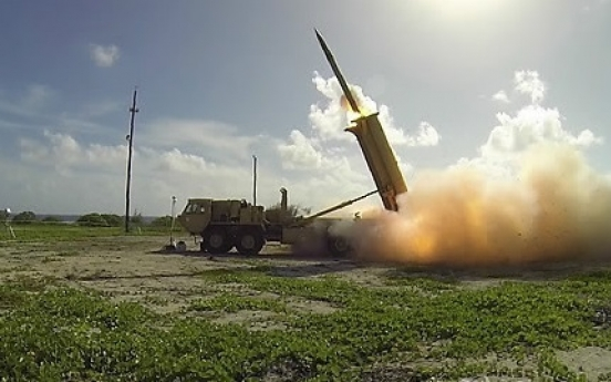 S. Korea, China to be affected by THAAD fallout: think tank