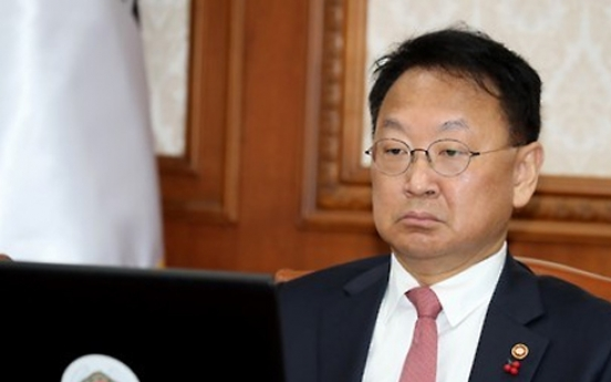 Korea, China, Japan finance ministers to hold talks in Yokohama