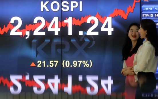 [News Focus] Outlook improves for 'undervalued' Kospi