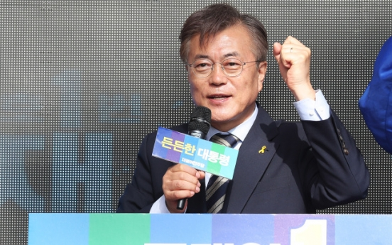 Moon vows to expand civil service employment by 12,000 jobs