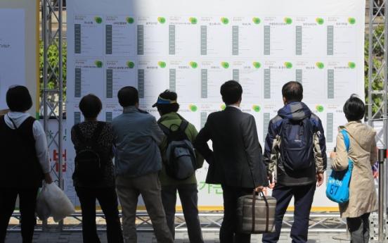 Korea has highest employment rate of seniors in OECD