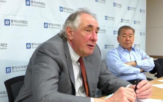 'Russian ex-envoy calls for pragmatic diplomacy on N. Korea'
