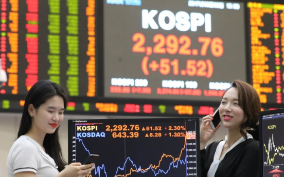 Kospi extends winning streak