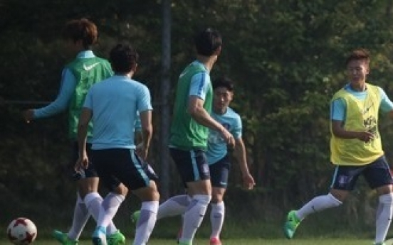 Korea beat Saudi Arabia in U-20 World Cup tune-up
