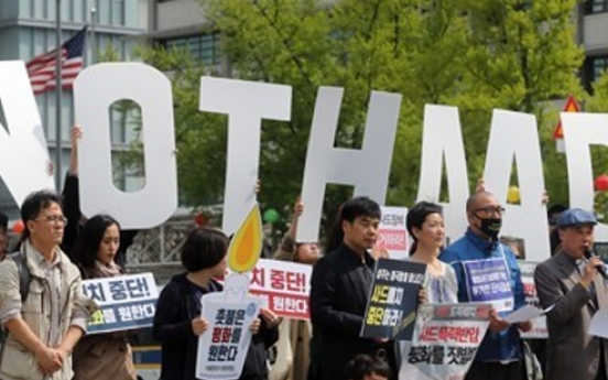 THAAD fallout most imminent economic task faced by new president: officials