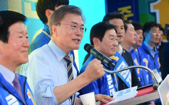 [Moon in Office] Moon needs best policy mix on economy