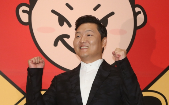 Psy returns fresh with infusion of new life, less burden
