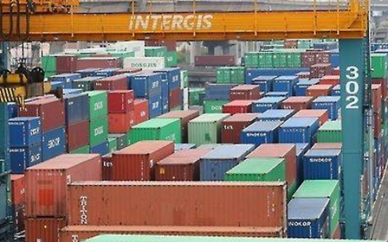 Korea's exports rise 4.5% in first 10 days of May