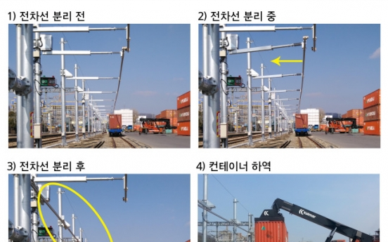 LS develops cables for easier freight train loading