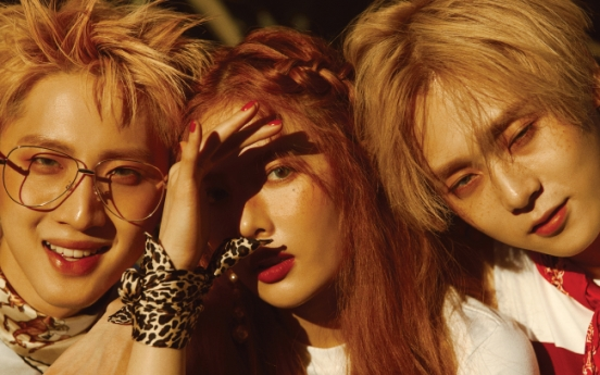 [Herald Interview] HyunA-led Triple H goes us-against-the-world with '365 Fresh'