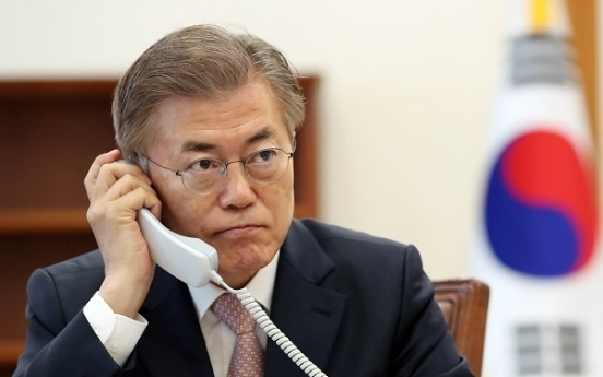 Moon Jae-in vows to mend ties with Xi, rejects sex slavery deal with Abe
