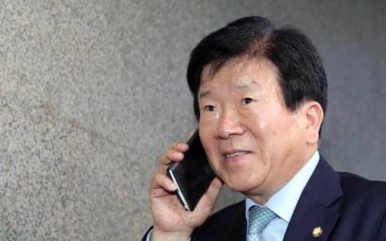 Moon taps senior lawmaker as envoy for Beijing forum
