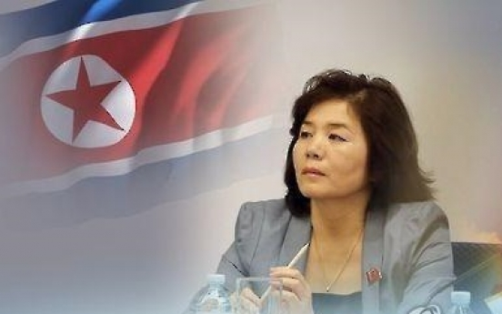 Pyongyang will talk with Washington under right conditions: NK diplomat