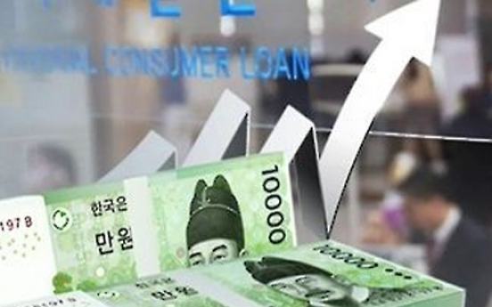 Household loans up 9.8% in April