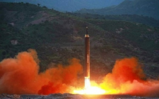New NK missile poses test for Moon Jae-in