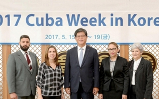 Kotra hosts Cuba Week to promote economic ties with island nation