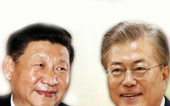 Xi stresses ties with S. Korea in meeting with Seoul delegate