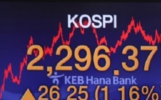 Korean bourse emerges as top performer worldwide