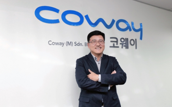 [Herald Interview] Coway on course to solidify lead in Malaysian market