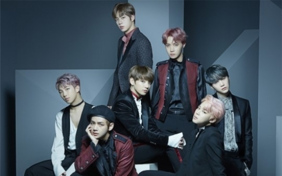 BTS tops weekly Oricon Charts with 'Blood'