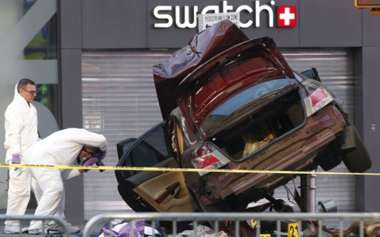 Times Square crash victim was 18-year-old Michigan woman
