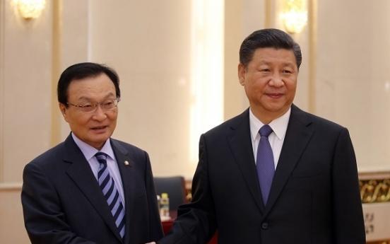 China's Xi hopes for ties' 'return to orbit'