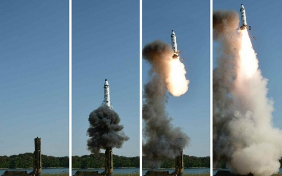 NK says its leader OKs deployment of new missile for action