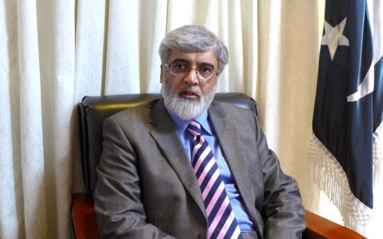 'Kashmir, the root of conflict in South Asia'