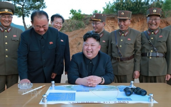 NK's Kim orders deployment after new missile test