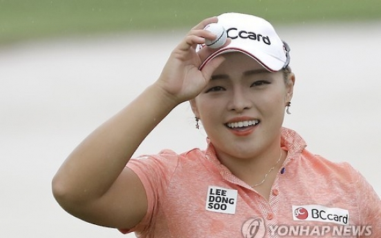 World No. 10 Jang Ha-na leaves LPGA Tour to be with family
