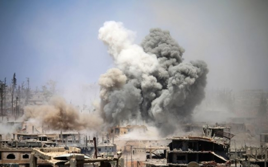 Chemical experts found sarin exposure in Syria attack: UN