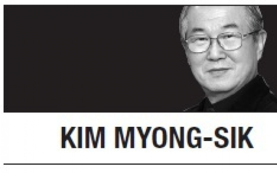 [Kim Myong-sik] Moon's discreet steps for post-election stability