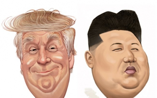 Trump's view of Kim Jong-un: from 'smart cookie' to 'madman'