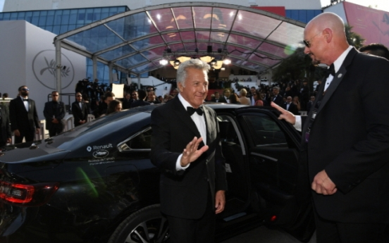 [Photo News] Renault Talisman used as stars' official cars at the Cannes Film Festival